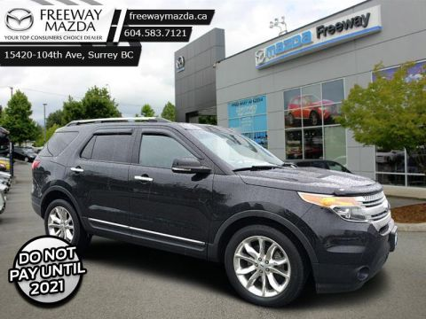 2013 Ford Explorer XLT   - Exceptionally Cared For! - Bluetooth -  Heated Seats - $178 B/W