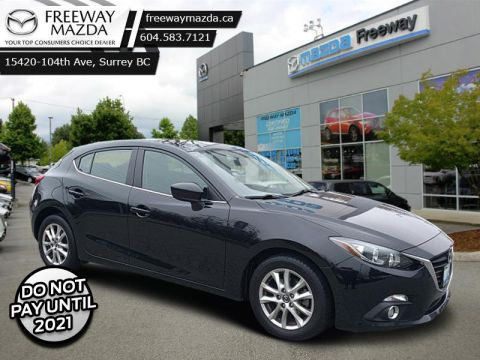2015 Mazda Mazda3 GS  - Bluetooth - $103 B/W