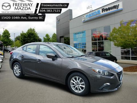 2015 Mazda Mazda3 GS  - Bluetooth - $106 B/W