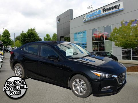 2017 Mazda3 GX - $99 B/W - Low Mileage FWD Sedan