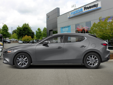 2019 Mazda Mazda3 Sport GS Auto FWD  - Luxury Package - $192 B/W