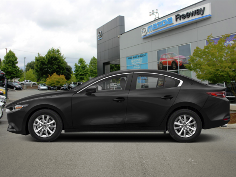 2019 Mazda Mazda3 GS Auto i-Active AWD  - Heated Seats - $183 B/W
