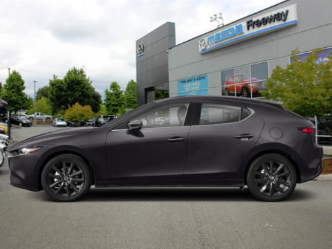 New 2020 Mazda3 Sport GT - Premium Package - $206 B/W
