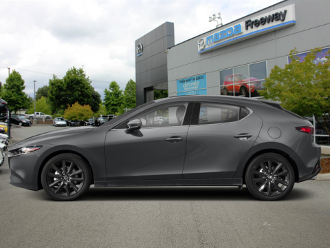 New 2020 Mazda3 Sport GT - Premium Package - $212 B/W AWD Hatchback