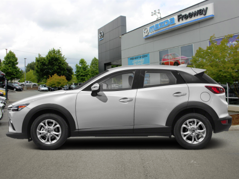 2020 Mazda CX-3 GS  - Heated Seats -  Apple CarPlay - $159 B/W