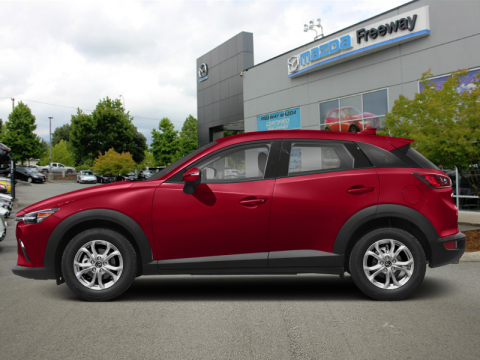 2020 Mazda CX-3 GS  - Heated Seats -  Apple CarPlay - $161 B/W