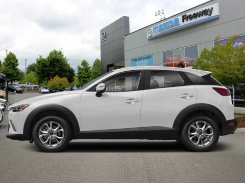 2020 Mazda CX-3 GS  - Heated Seats -  Apple CarPlay - $172 B/W