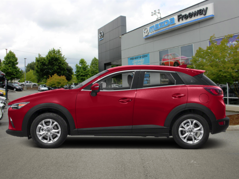 2020 Mazda CX-3 GS  - Heated Seats -  Apple CarPlay - $182 B/W
