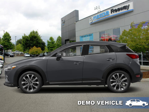Pre-Owned 2019 Mazda CX-3 GT - DEMO - Nappa Package - $198 B/W
