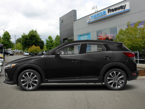 2019 Mazda CX-3 GT  - Nappa Package - $201 B/W
