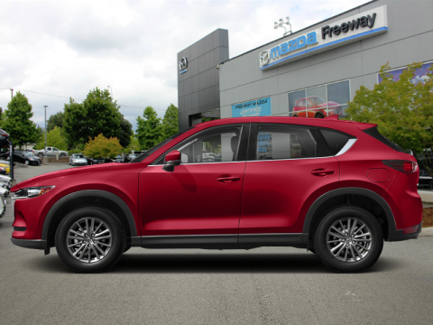 2020 Mazda CX-5 GX  - Heated Seats -  Apple CarPlay - $193 B/W