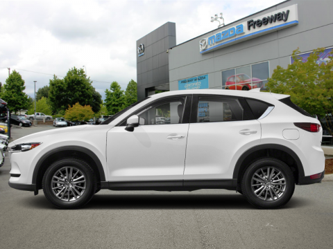 2020 Mazda CX-5 GX AWD  - Heated Seats -  Apple CarPlay - $204 B/W