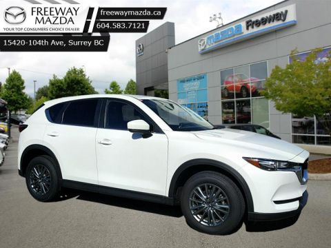 2017 Mazda CX-5 GS  - Heated Seats -  Power Liftgate - $172 B/W