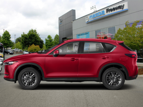 2020 Mazda CX-5 GS AWD  - Comfort Package - $235 B/W
