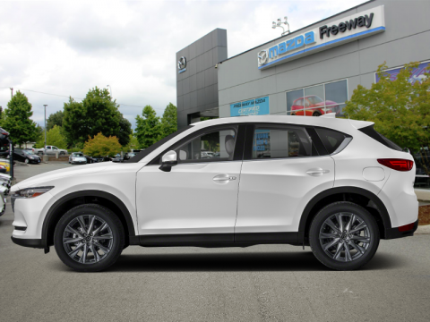 New 2020 Mazda CX-5 GT - Leather Seats - $244 B/W 4WD SUV