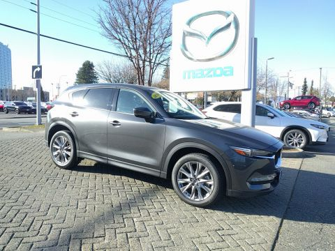 Pre-Owned 2019 Mazda CX-5 GT w/Turbo Auto AWD - DEMO - Head-up Display - $256 B/W