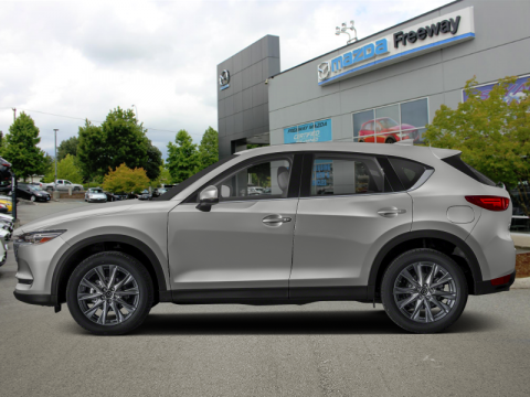 2019 Mazda CX-5 GT w/Turbo Auto AWD  - Head-up Display - $256 B/W