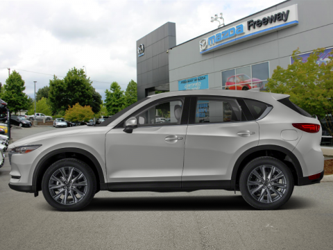 Pre-Owned 2019 Mazda CX-5 GT w/Turbo Auto AWD - Head-up Display - $248 B/W