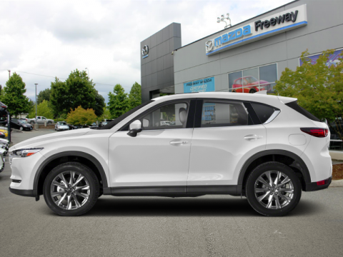 Pre-Owned 2019 Mazda CX-5 Signature Auto AWD - Head-up Display - $260 B/W
