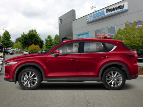 2020 Mazda CX-5 Signature  - Head-up Display -  Navigation - $280 B/W