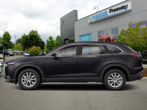 New 2020 Mazda CX-9 GS - $265 B/W 4WD SUV