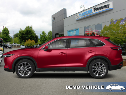 Pre-Owned 2020 Mazda CX-9 GS-L - DEMO - $282 B/W