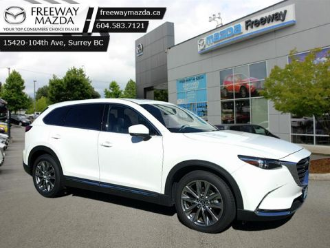 2019 Mazda CX-9 GT AWD  -  Navigation -  Cooled Seats - $272 B/W