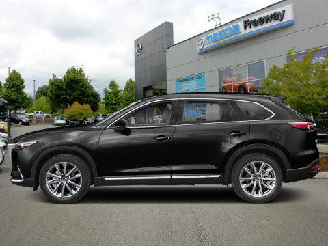 New 2020 Mazda CX-9 Signature - Navigation - Cooled Seats - $336 B/W 4WD SUV