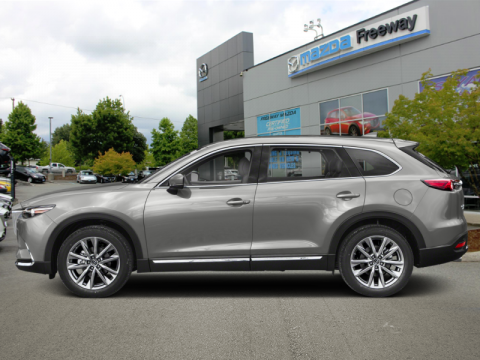 2020 Mazda CX-9 Signature  -  Navigation -  Cooled Seats - $329 B/W