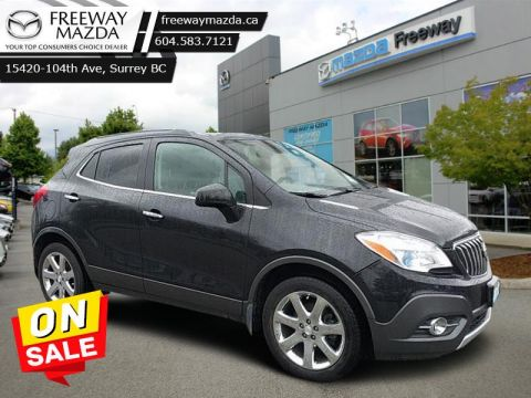2013 Buick Encore PREMIUM  - Leather Seats -  Bluetooth - $112 B/W