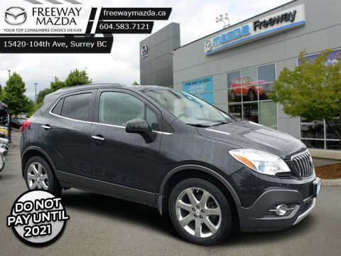 2013 Buick Encore PREMIUM - Leather Seats - Bluetooth - $112 B/W 4WD SUV